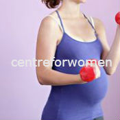 Baby Burpees for pregnancy
