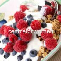 Foods for Energy for women