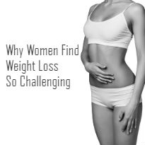 Women Have a Harder Time Losing Weight
