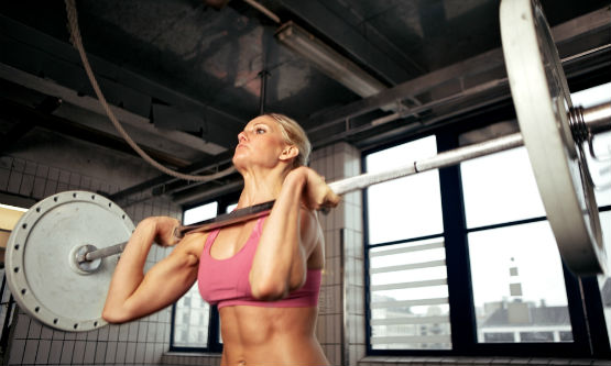 Womens Weight Lifting Advice