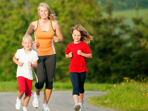 Fitness Success Strategies of Super-Fit Working Moms